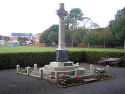 New Milton War Memorial
