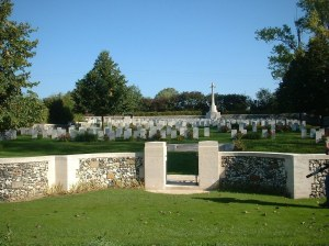 Hargicourt British Cemetary