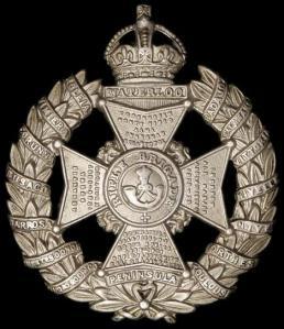 Rifle Brigade Cap Badge