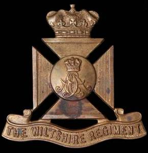 Wiltshire Regiment Cap Badge