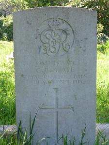 BLAKE, Charles Edmund  Private 47852