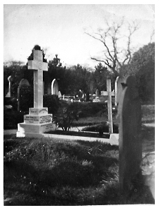 The Sonley grave marker Southampton Old Cemetery