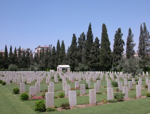 damascus war cemetary