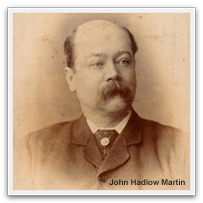 John's father John Hadlow