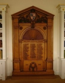 King Edward's School War Memorial