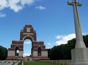 Thiepval Memorial France
