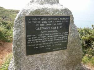 Hartland Point Memorial