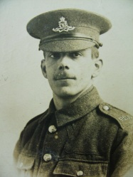 Gunner Sidney Thomas Bungey - April 1916