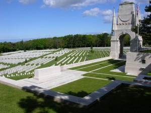 Etaples Military Cemetary France