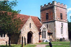 Boldre Church