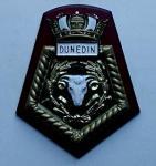 Crest of HMS Dunedin