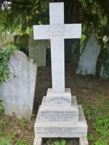 Bassett family grave and memorial