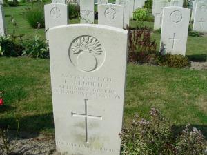 Charles Boulter headstone