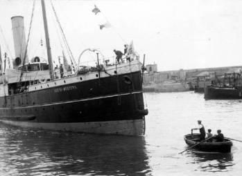 FW Coles ship